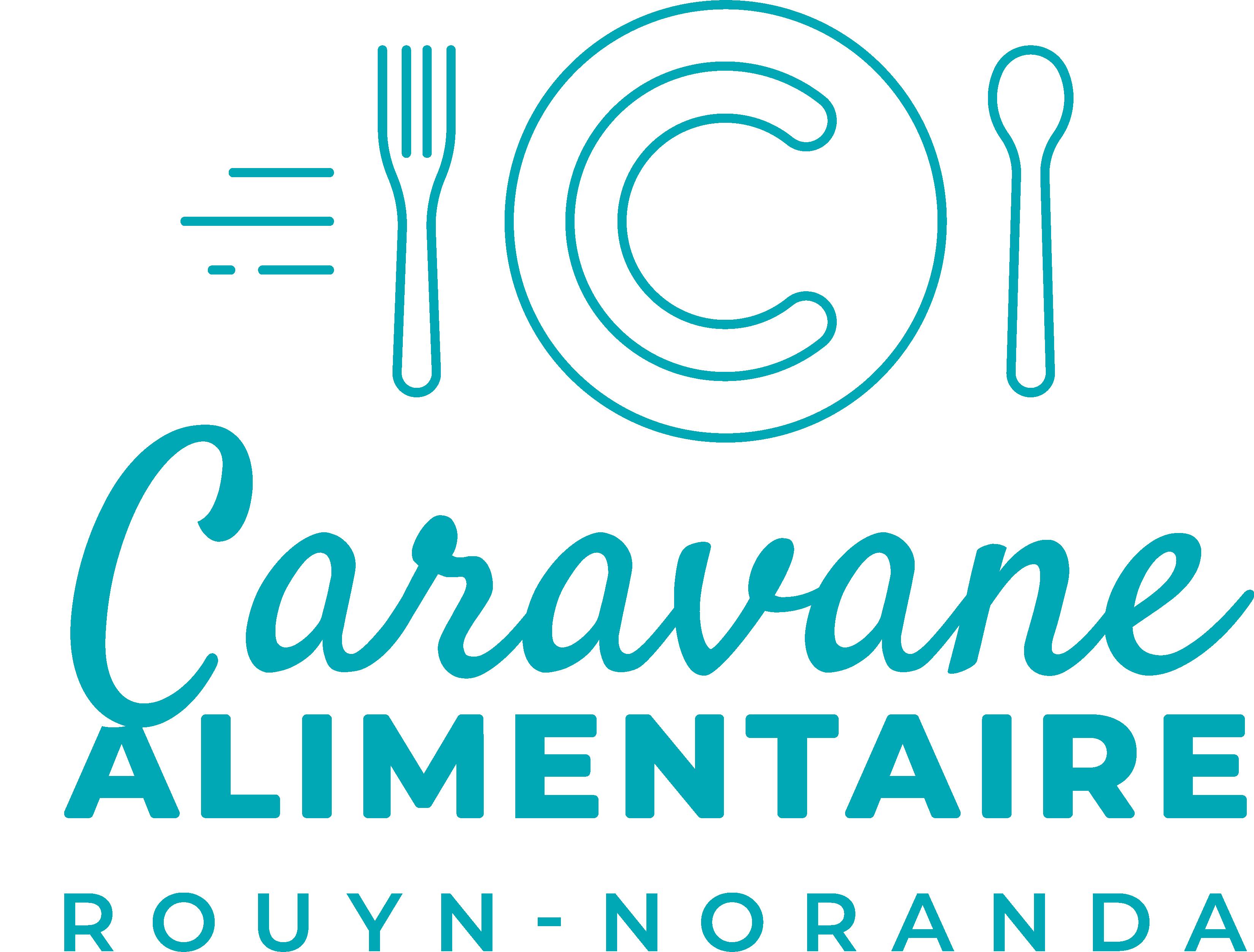 Visuel Caravane alimentaire Rouyn-Noranda